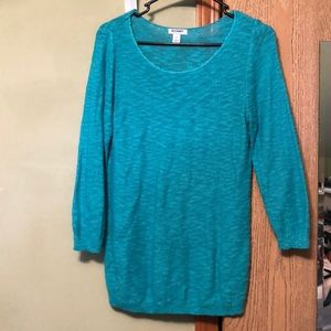Old Navy scoopneck light sweater